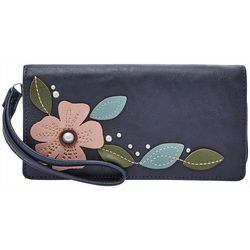 RELIC by Fossil Becca Flower RFID Wristlet Wallet