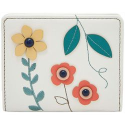RELIC by Fossil RFID Spring Bouquet Bifold Wallet