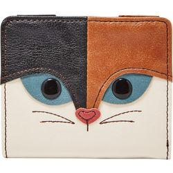 Relic Cat Bifold Wallet