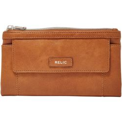 RELIC by Fossil Bryce Checkbook Wallet