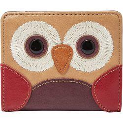Relic Owl Bifold Wallet