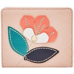 RELIC by Fossil Floral Embellished RFID Bi Fold Wallet