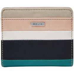 RELIC by Fossil Striped RFID Bifold Wallet