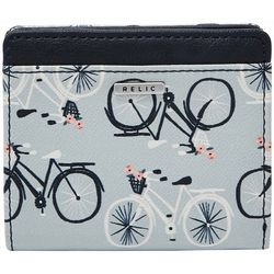 RELIC by Fossil Bicycle RFID Bifold Wallet