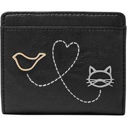 Relic Cat & Bird RFID Bifold Wallet
