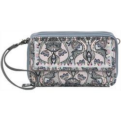 Sakroots Luna Dove Soul Smartphone Crossbody Handbag
