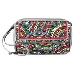Sakroots Luna Smartphone Crossbody Handbag