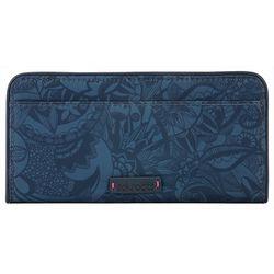 Sakroots Indigo Blue Slim Wallet