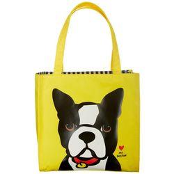Marc Tetro Boston Terrier Tote Handbag