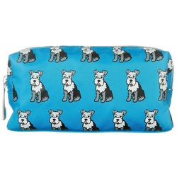 Marc Tetro Schnauzer Pencil Case Zipper Pouch