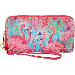 Leoma Lovegrove Pink Power Wallet