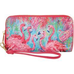 Pink Power Wallet