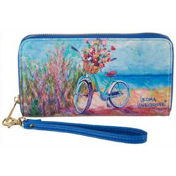 Leoma Lovegrove Zip Around Wallet