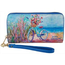 Leoma Lovegrove Zip Around Wallet