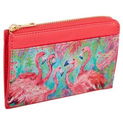 Flamingos Wallet