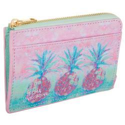 Pastel Series Pineapple Wallet