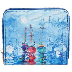 Sailor Printed Wallet