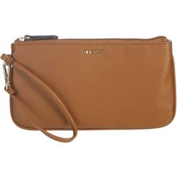 Nine West Tobacco Wallet Wristlet