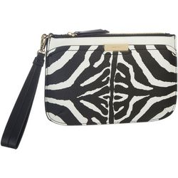 Nine West Hattie Animal Printed Wristlet