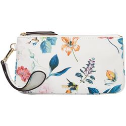 Nine West Midsummer Floral Wristlet