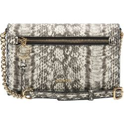 Nine West Ring Leader Snake Print Crossbody Handbag
