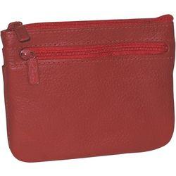 Hudson RFID ID Coin & Card Wallet