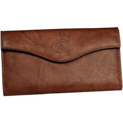 RFID Organizer Clutch Wallet