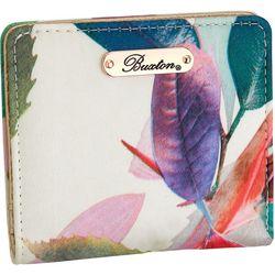 Buxton Egret RFID Snap Wallet