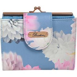 Buxton RFID Floral Lexington Wallet