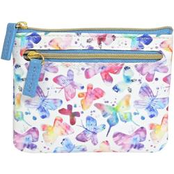 Butterfly Print ID & Coin Case