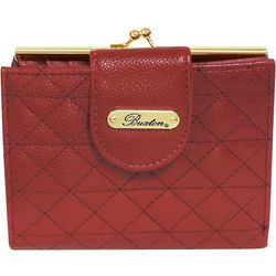 Buxton Lexington Quilted Wallet