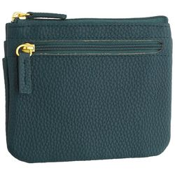 Buxton Pebble RFID Large Coin & Card Wallet