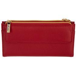 Buxton Chelsea Cosmopolitan Wallet