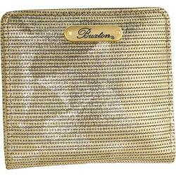 Buxton Spring Shimmer Snap Billfold Wallet