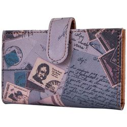 Mundi Take Me There Double Up Wallet