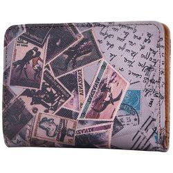 Mundi Take Me There RFID Bifold Wallet