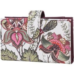 Mundi RFID Native Garden Debbie Double Wallet