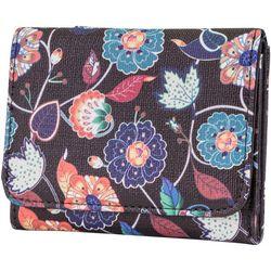 Mundi Modern Floral Anna RFID Wallet