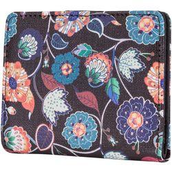 Mundi Modern Floral Halifax Mini RFID Bifold Wallet