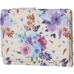 Anna Rose Tri-Fold Wallet
