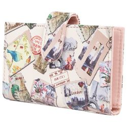 Mundi Halifax Debbie Double Up Wallet