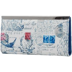 Mundi Take A Letter Clutch Wallet