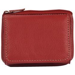 Mundi Womens Rio Mini Leather Wallet