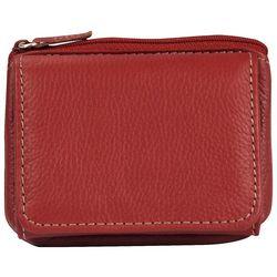 Womens Rio Mini Leather Wallet