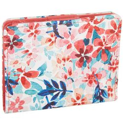 Mundi Dream Bouquet Mini RFID Bifold Wallet