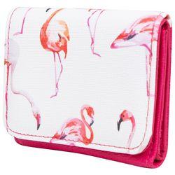 Mundi Pink Flamingo Anna RFID Wallet