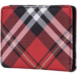 Mundi My Tartan Plaid Halifax Mini RFID Bifold Wallet
