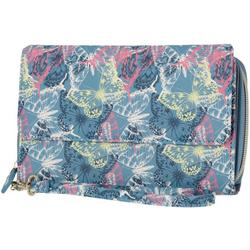 Time To Fly Wallet Wristlet