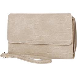 Woven Wallet Wristlet