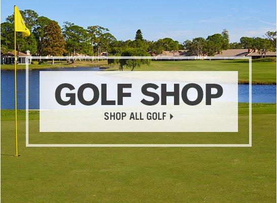 Golf Shop - Shop All Golf